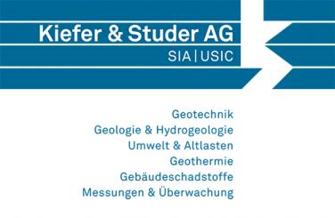 Kiefer & Studer Logo
